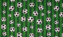 Fußballrasen - Baumwolljersey Digitaldruck