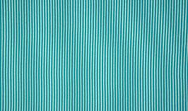 Schlauchbündchen Ringel mint-grün