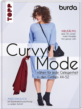 Curvy Mode - Nähen für jede Gelegenheit, in den Größen 44-52