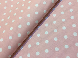 Dots verschiedene Farben - Popeline