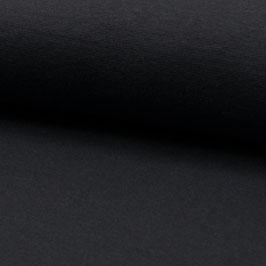 Schlauchbündchen uni dunkelgrau