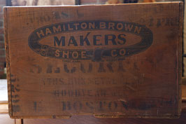 1920's  HAMILTON.BROWN SHOE  CO.