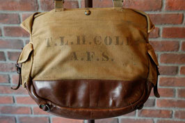 1930's ABERCROMBIE & FITCH CO.FISHING BAG