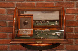 1920's~ WOODEN CANDY SHOW CASE