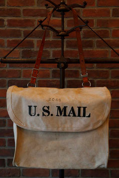 1970's US MAIL CANVAS BAG