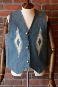 MODERN WORK × TRUJILLO'S POINTED VEST