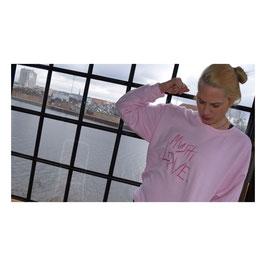 MUSHI LOVE. 'Sweater'