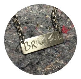 "NECKLACE ""BRUTIFUL"""