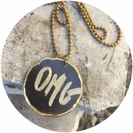"NECKLACE ""OMG big"""