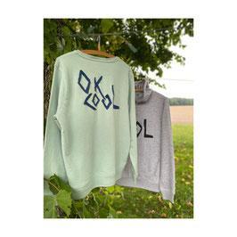 OK.COOL_SAGE edt. - Sweater