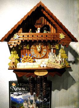 Cuckoo Clock 3710