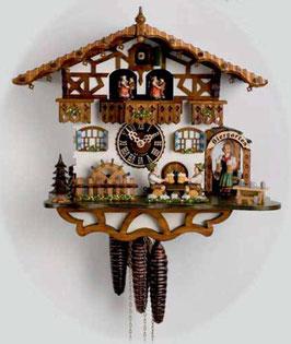 Cuckoo Clock 664T Zenzi