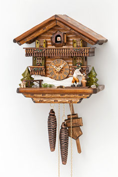 Cuckoo Clock 1688