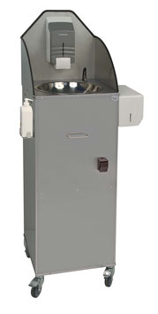 mobiles Handwaschbecken Type ES-VP-20-FK