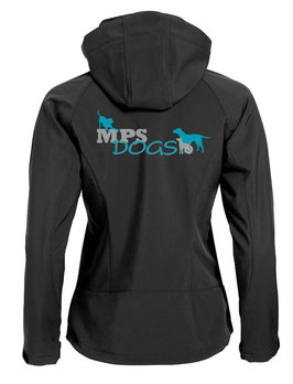 MPS Dogs Softshell-Jacke (Woman)