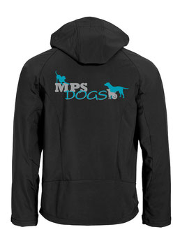 MPS Dogs Softshell-Jacke (Men)