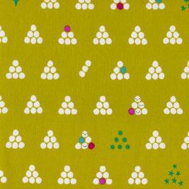 Cotton+Steel / Mochi / Mochi Lime