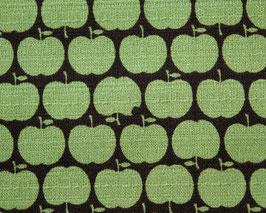 Westex / Äpfel / grün / REST 130 x 110 cm