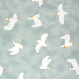 Tréfle / Seagulls / Sunrise / Double Gauze