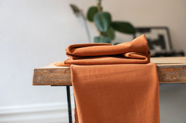 Meet Milk / Rust / Soft Stretch Twill