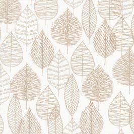 Line Leaf / Braun
