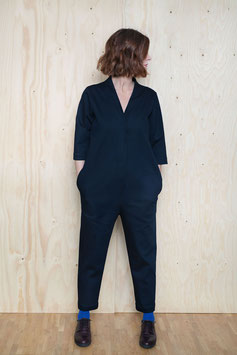 Schnittmuster / The Assembly Line / V-Neck Jumpsuit