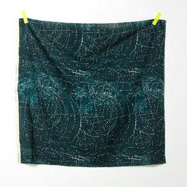Nani Iro  / Planet / C / Double Gauze / REST 80 x 106 cm