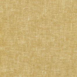 Robert Kaufman / Essex Yarn Dyed / Leather / Baumwoll-Leinenstoff