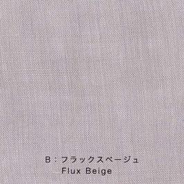 Nani Iro / Linen Colors  / B Flux Beige / Leinen