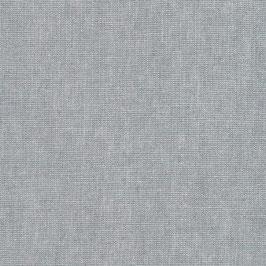 Robert Kaufman / Essex Yarn Dyed Metallic / Platinum / Baumwoll-Leinenstoff