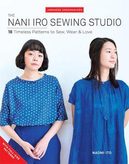 Nani Iro Nähbuch / Atelier to Nani Iro / Sewing Closet by Naomi Ito / Englisch