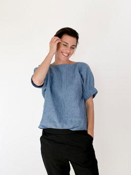 Schnittmuster / The Assembly Line / Cuff Top