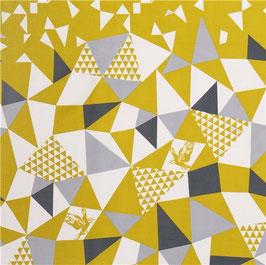 Echino / Huedrawer / Mountain / Yellow