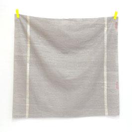 Nani Iro Herringbone Pencil / Feather - Double Gauze