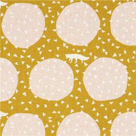 Echino / Den  / Yellow / REST 72 x 110 cm