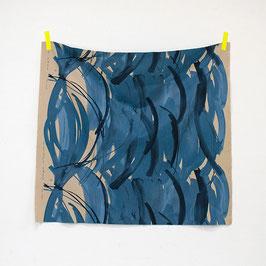 Nani Iro / Clear Heart  / Mitsuru / Canvas / REST 45 x 106 cm