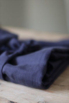 Meet Milk / Blueberry / Slub Linen Blend