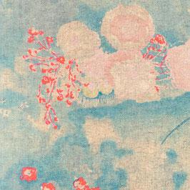 Nani Iro / Komorebi / B / Leinen-Baumwollstoff