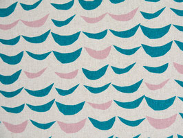 Hokkoh / Waves blue/pink