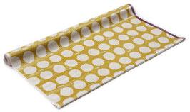 Echino / Den / Yellow / laminiert