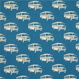Echino Bus blau