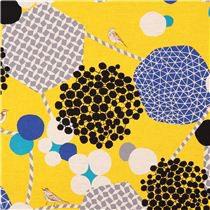 Echino / Seeds / Yellow/ Extra Wide