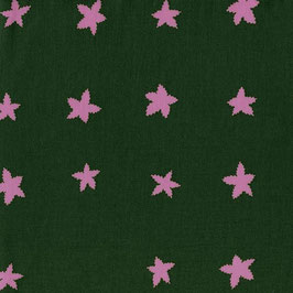 Cotton+Steel / Mesa / Stars / Evergreen