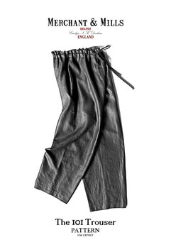 Schnittmuster / Merchant and Mills / The 101 Trouser