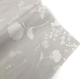 Nani Iro / Jardin II / B / Baumwolle und Seide
