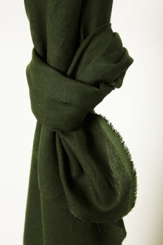 Mind the Maker /  Nisa Softened Linen / Green Khaki