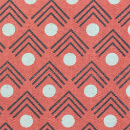Ellen Baker für Kokka / Framework / Corners / Coral