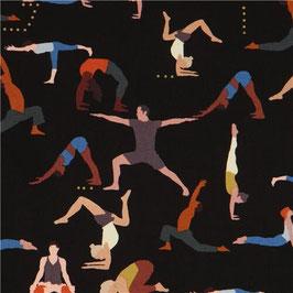 Alexander Henry / Yoga / Namaste
