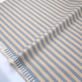Cotton+Steel / Primavera /  Cabana Stripe / Periwinkle / Canvas