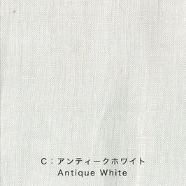 Nani Iro / Linen Colors  / C Antique White / Leinen